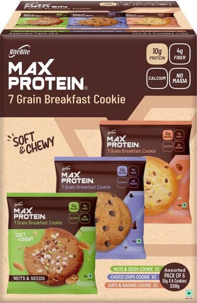 RiteBite Max Protein Assorted Cookies