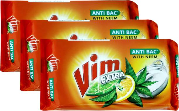 Vim Anti Bac Dishwash Bar