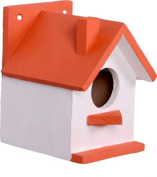 Cket Nest Box Bird Box Pure Wooden Eco Friendly Bird House