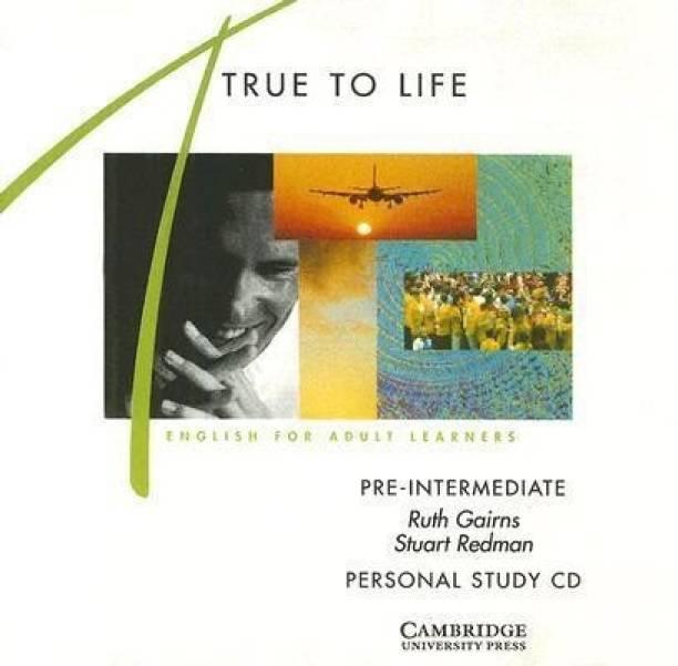 True to Life Pre-intermediate Personal study audio CD