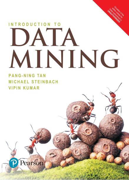 Introduction to Data Mining First Edition