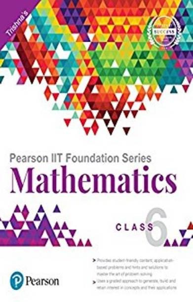 Iit Foundation Mathematics, Class 6