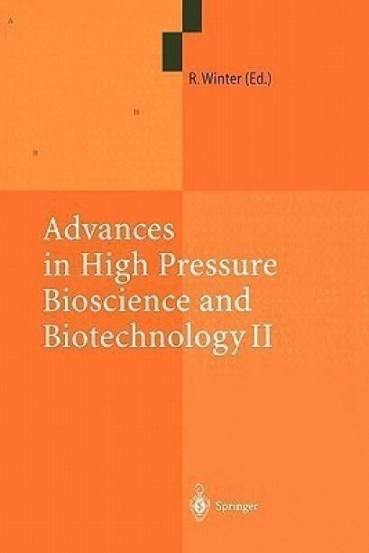 Advances in High Pressure Bioscience and Biotechnology II
