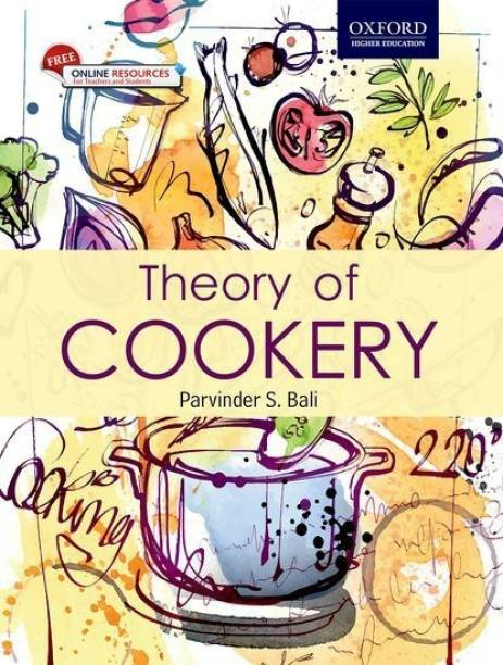 Theory of Cookery First Edition