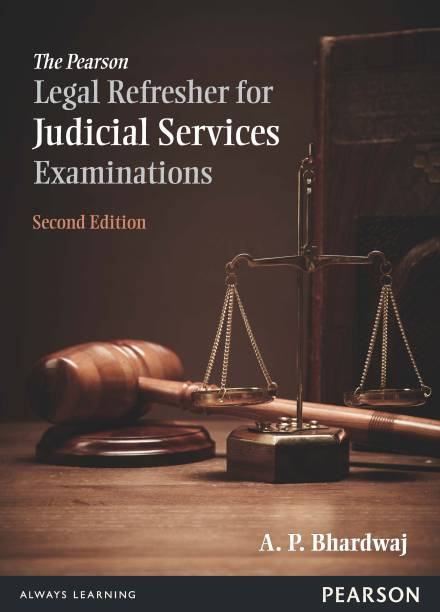 The Pearson Legal Refresher for Judicial Services Examinations