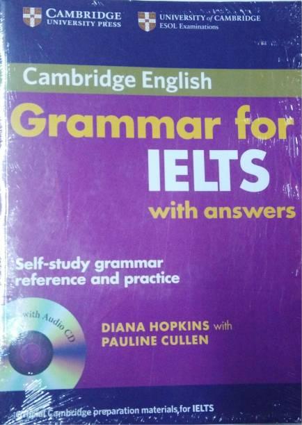 Cambridge Grammar for IELTS 1st Edition