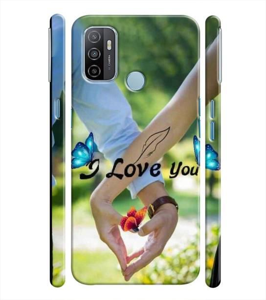 PRINTAXA Back Cover for Oppo A53
