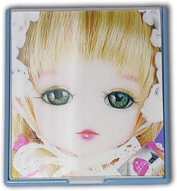 Wildplay pocket mirror in 3d doll print design
