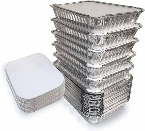 Social Pigeon  - 450 Aluminium Grocery Container
