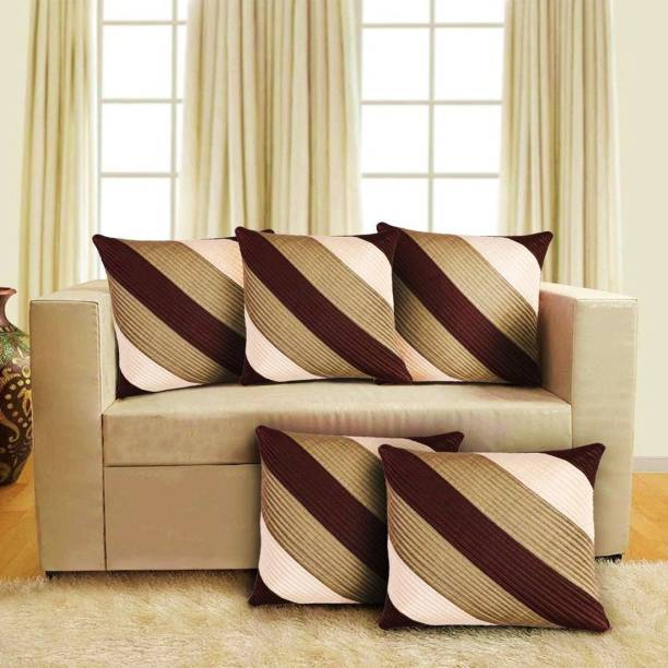India Furnish Striped Cushions & Pillows Cover