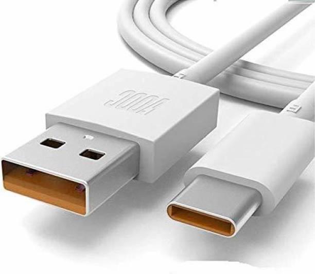 jkg 30W DART/VOOC CHARGING CABLE 6 A 1 m ORIGINAL USB Type C Cable