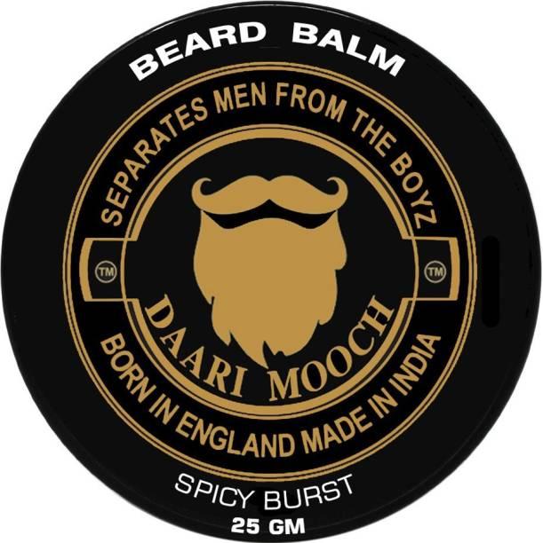 Daarimooch SPICY BURST (25gm) beard balm Beard Cream
