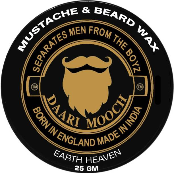 Daarimooch EARTHY HEAVEN mustache & beard wax 25 gm Beard Cream