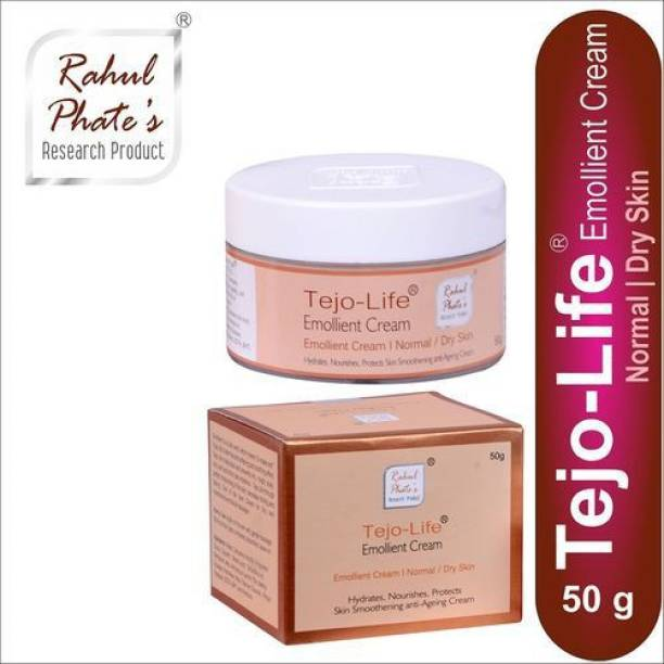 Rahul Phate's Research Product Rahul Phate Tejo Life Emollient Cream for Men 50g
