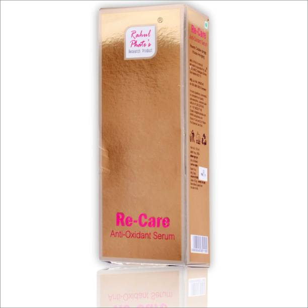 Rahul Phate's Research Product Rahul Phate Re-Care Anti-Oxidant Serum for Men 100ml