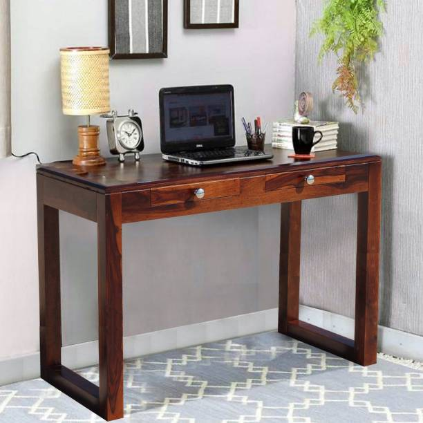 ROYAL FINISH Hecto Solid Wood Study Table