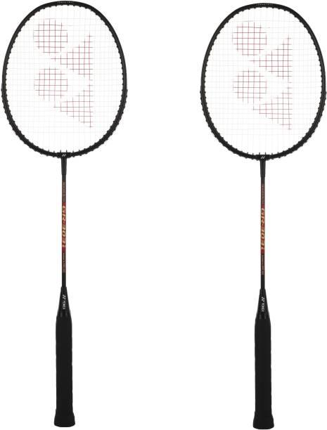 YONEX GR 303 I (Made In India) Black Strung Badminton Racquet