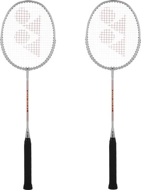 YONEX GR 303 I (Made In India) Silver Strung Badminton Racquet