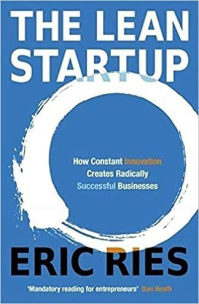 The Lean Startup Paperback, Ries Eric (Paperback, Ries Eric)