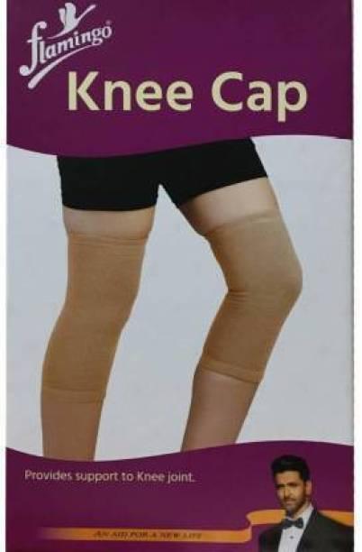 FLAMINGO Knee Cap - XL ( EXTRA LARGE) Knee Support (Beige) Knee Support
