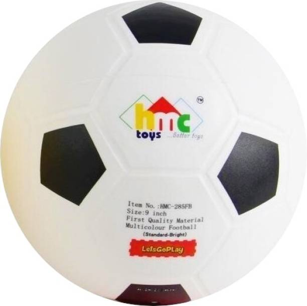 vk's Ultimate Quality PVC Material Ball Sports Toy for Kids, 9 inch Football