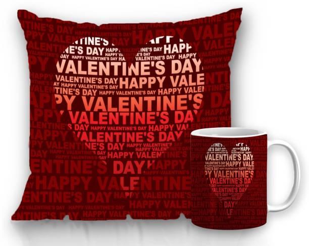 Decor Production Mug, Cushion Gift Set