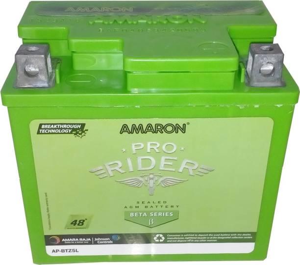 amaron ap-btz5l 5 Ah Battery for Car