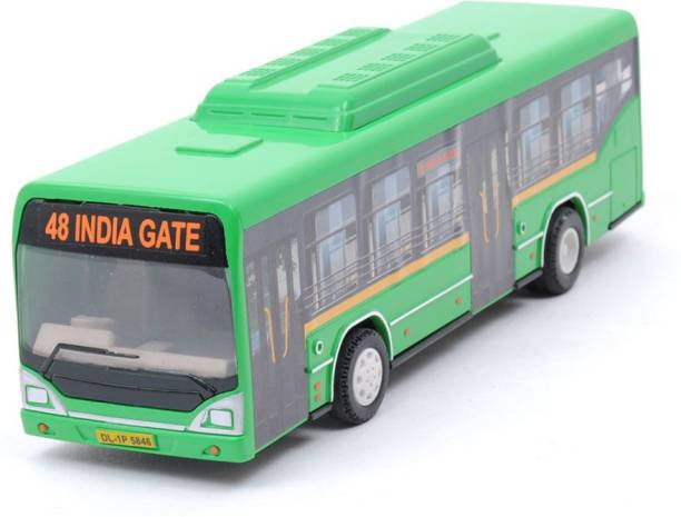 centy Low Floor CNG Bus
