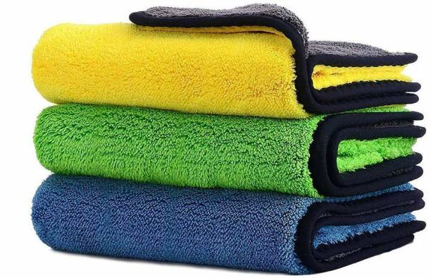 Auto Hub Microfiber Vehicle Washing  Cloth