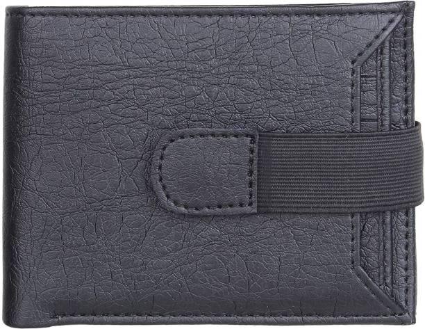 STYLER KING Men Black Artificial Leather Wallet