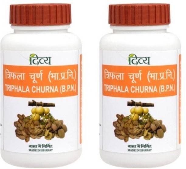 PATANJALI Divya Triphala Churna Pack of 2 (100 gm)