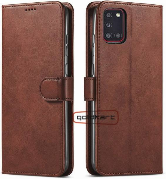 GoldKart Back Cover for Samsung Galaxy A31