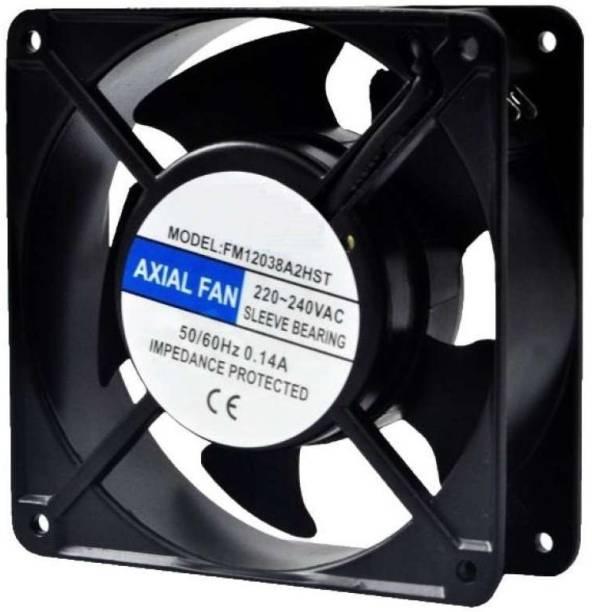 "BALRAMA 4"" AC Fan 4 Inch Panel Axial Cooling Fan Electrical Motor Industrial Exhaust Fan Cooler"