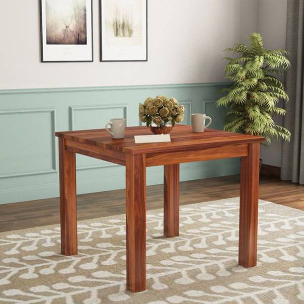 Kendalwood Furniture Premium Dining Room Furniture Wooden Dining Table Solid Wood 4 Seater Dining Table