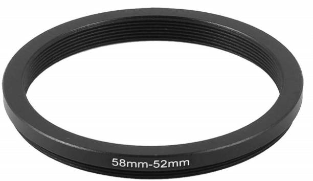Hanumex 58mm to 52mm 58-52MM Lens Step Down Filter Ring Stepping Adapter Metal UV Filter