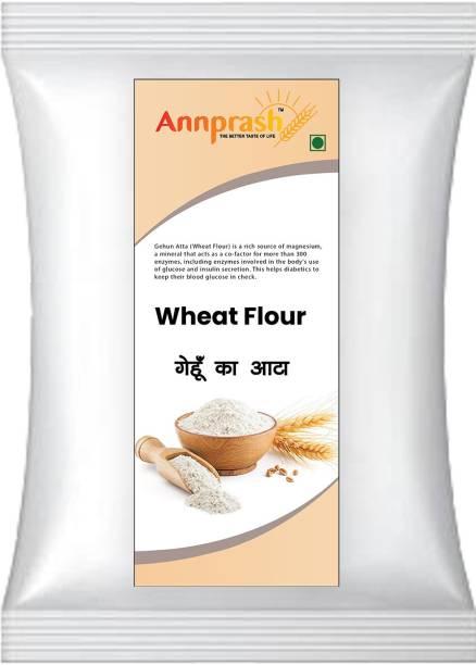 ANNPRASH Premium Quality wheat Flour/ Gehun Atta - 4KG Pack