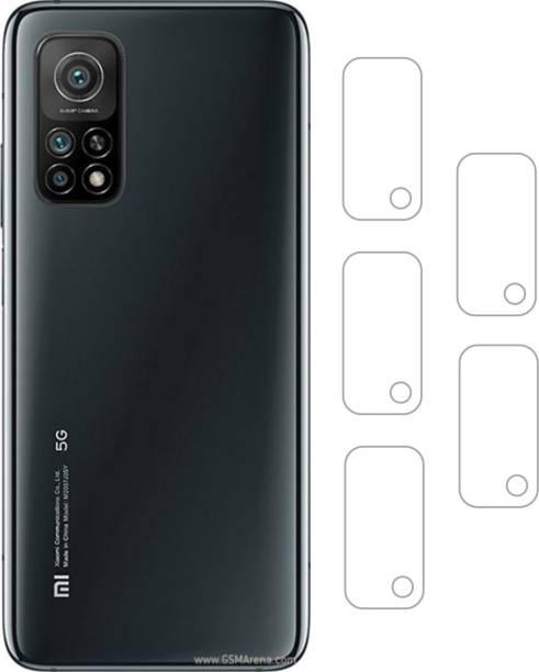 Vatsin Back Camera Lens Glass Protector for Xiaomi MI 10T
