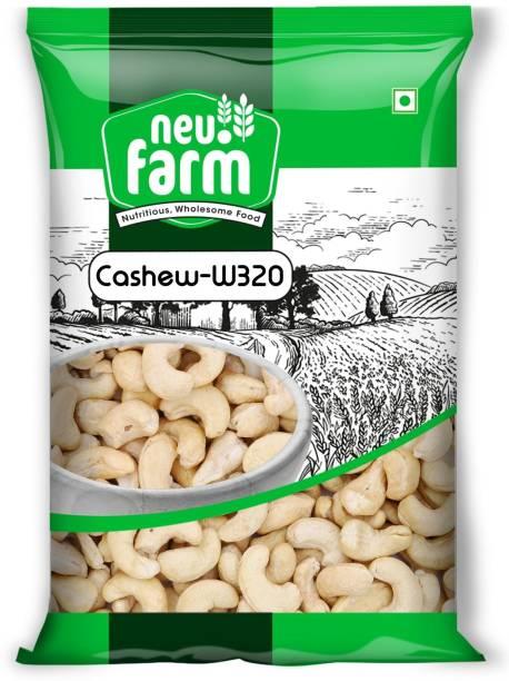 Neu.Farm Cashew/Kaju - Premium Whole Medium - W320 - 1kg Cashews