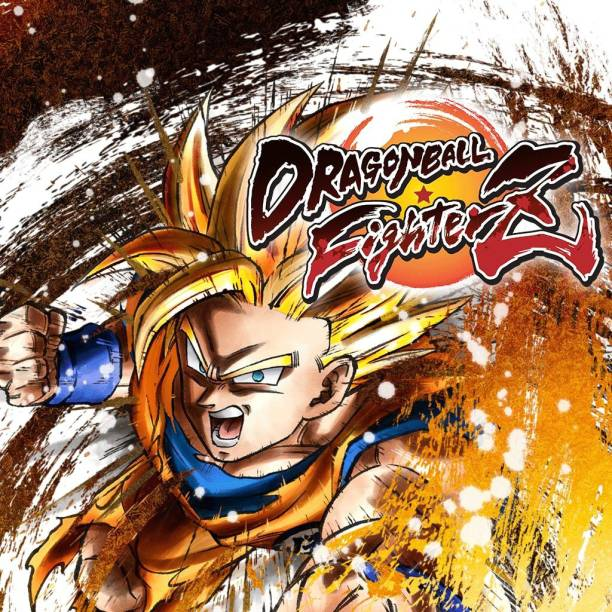 DRAGON BALL FighterZ game for PC ( 1 dvd in the box )