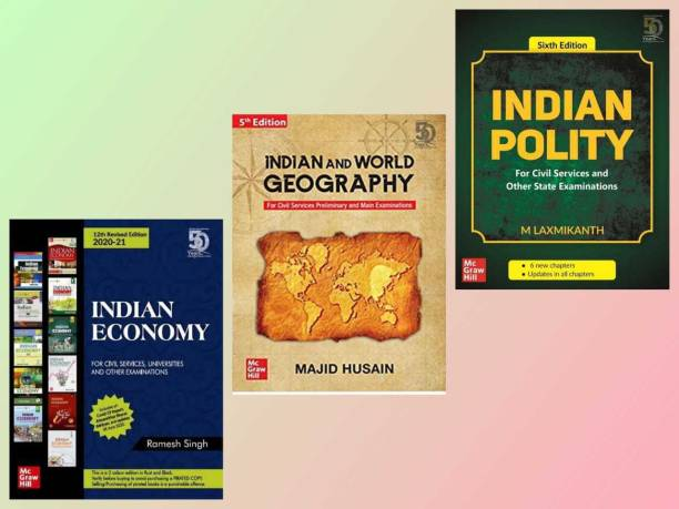 Indian Polity, Indian Economy, Indian And World Geography