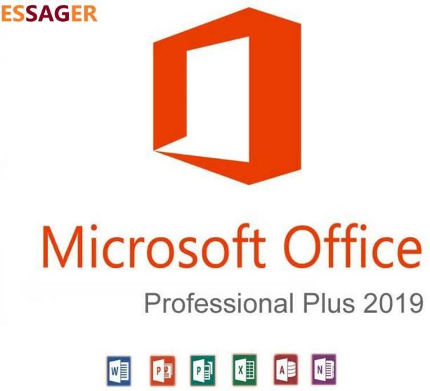 ESSAGER Office 2019 Pro Plus Lifetime For Window/PC