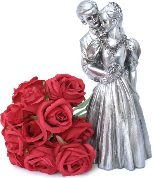 TIED RIBBONS Showpiece Gift Set