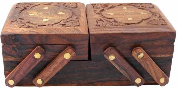 MUNDET WALA MN-CK Jewelry Box Vanity Box