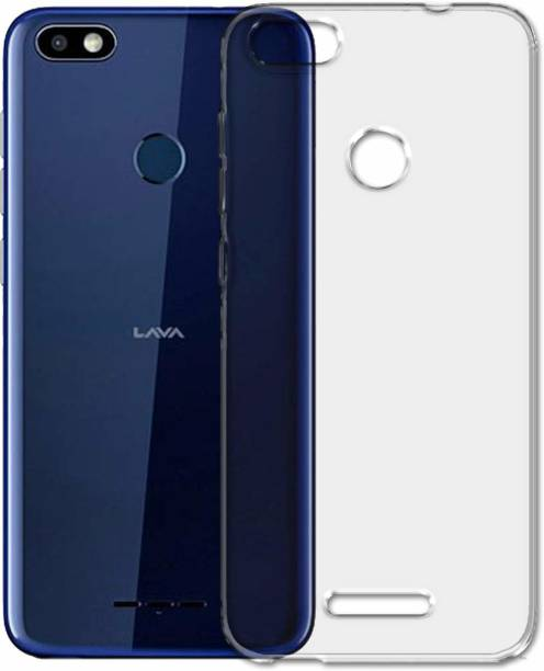 Discount Master Back Cover for Lava Z91, ID45