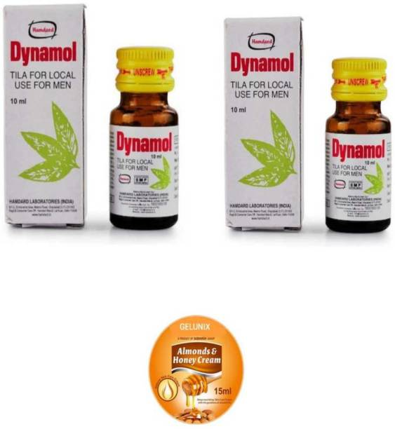 gelunix cream and dynamol oil
