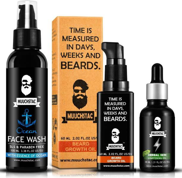MUUCHSTAC Face Care Kit