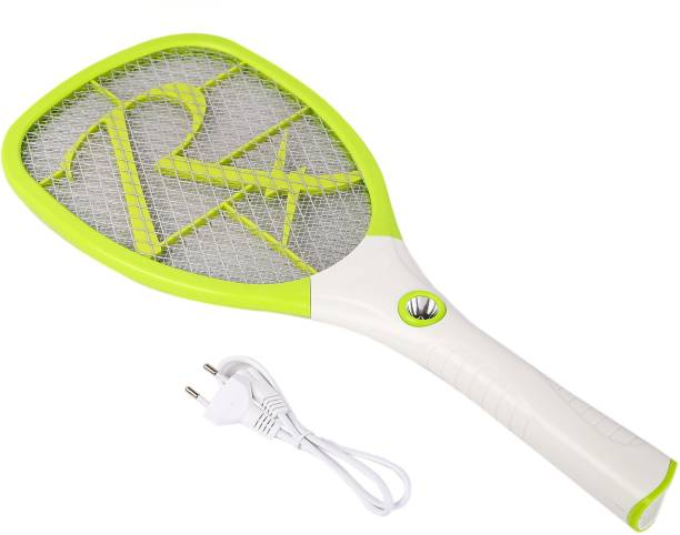 DPM 17W Heavy Duty Mosquito Bat/ Mosquito Racket With Torch & Charging Wire RECHARGEABLEI MOSQUITO SWATTER NET HIGT CAPACITY BATTERY 500mAH Electric Insect Killer