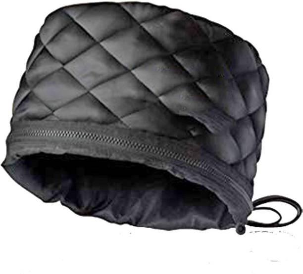 MAPANI Professional Hair Steamer Hair spa cap Thermal spa Heat cap Thermal Hair Cap BLACK Hair Steamer