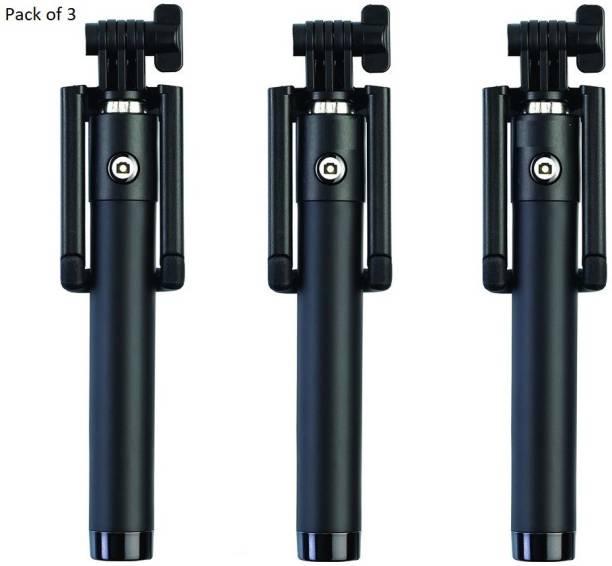 RRHR SALES Cable Selfie Stick