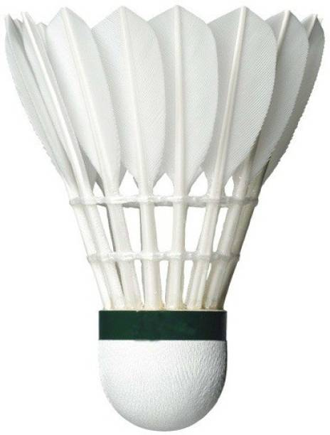 impulse enterprises shatal cock set Feather Shuttle  - White
